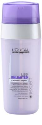 L'Oréal Professionnel Série Expert Liss Unlimited kisimító szérum a rakoncátlan és töredezett hajra