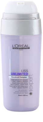 L'Oréal Professionnel Série Expert Liss Unlimited sérum suavizante  para cabelos crespos e inflexíveis 1
