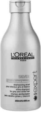 L'Oréal Professionnel Série Expert Silver sampon pentru par grizonat