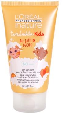 L'Oréal Professionnel Série Nature Kids condicionador para crianças