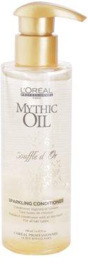 L'Oréal Professionnel Mythic Oil Souffle d´Or gel acondicionador  para dar brillo y suavidad al cabello