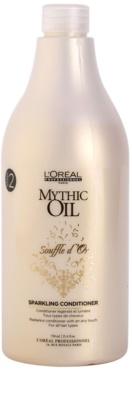 L'Oréal Professionnel Mythic Oil Souffle d´Or géles kondicionáló a fénylő és selymes hajért