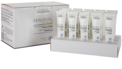 L'Oréal Professionnel Serioxyl tratament de curatare inainte de samponare pentru părului subtire si pentru scalp