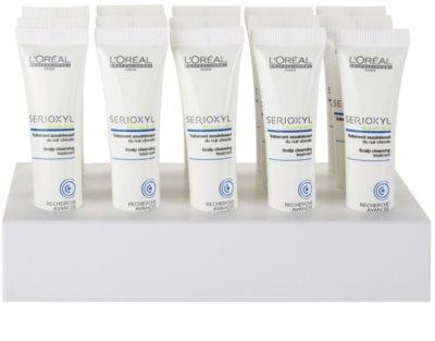 L'Oréal Professionnel Serioxyl почистваща грижа преди използване на шампоан за оредяваща коса и скалп 1
