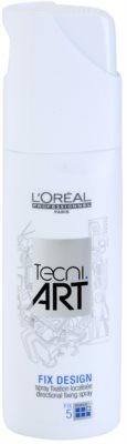 L'Oréal Professionnel Tecni Art Fix fixáló spray erős fixálás