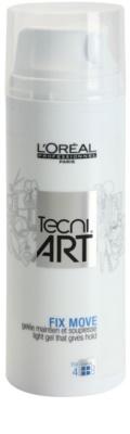 L'Oréal Professionnel Tecni Art Fix leichtes Gel für Fixation und Form
