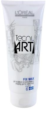 L'Oréal Professionnel Tecni Art Fix gel de cabelo para fixação e forma