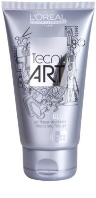 L'Oréal Professionnel Tecni Art Fix żel teksturyzujący z włókienkami