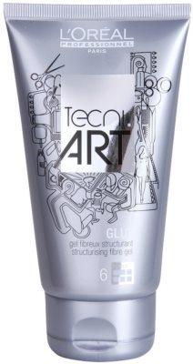 L'Oréal Professionnel Tecni Art Fix волокнистий структуруючий гель