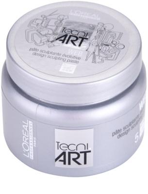 L'Oréal Professionnel Tecni Art Fix modelirna pasta ekstra močno utrjevanje