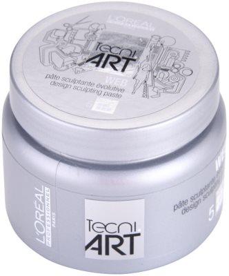 L'Oréal Professionnel Tecni Art Fix pasta modeladora fixação extra forte