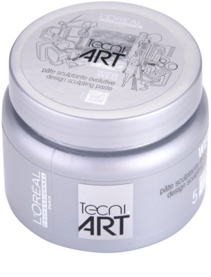 L'Oréal Professionnel Tecni Art Fix pasta moldeadora fijación extra fuerte