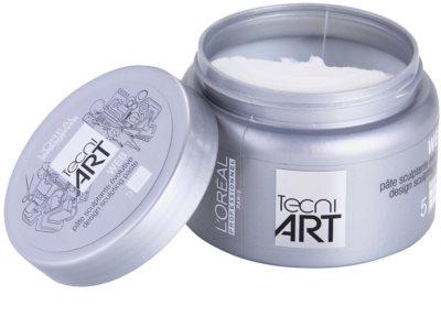 L'Oréal Professionnel Tecni Art Fix pasta pentru modelat fixare foarte puternica 1