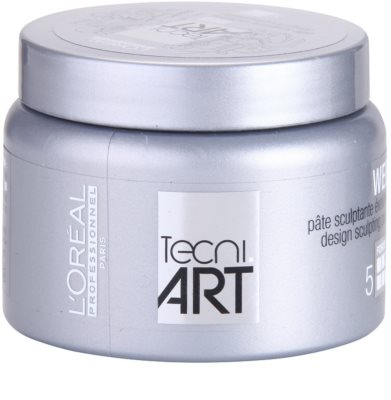 L'Oréal Professionnel Tecni Art Fix pasta moldeadora fijación extra fuerte 2