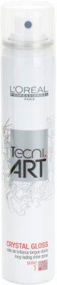 L'Oréal Professionnel Tecni Art Shine spray de brillo de larga duración