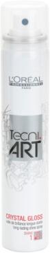 L'Oréal Professionnel Tecni Art Shine дълготраен блясък в спрей