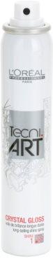 L'Oréal Professionnel Tecni Art Shine дълготраен блясък в спрей 1