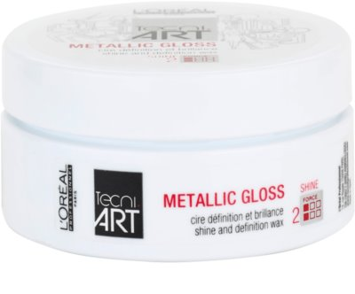 L'Oréal Professionnel Tecni Art Shine Formwachs für höheren Glanz