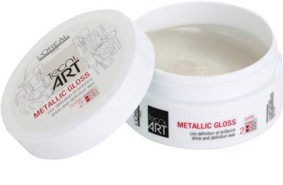 L'Oréal Professionnel Tecni Art Shine ceara de texturare pentru stralucire 1