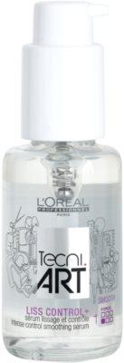 L'Oréal Professionnel Tecni Art Liss intenzív szérum hajegyenesítésre