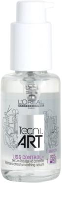 L'Oréal Professionnel Tecni Art Liss sérum intensivo  para alisamento de cabelo