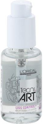 L'Oréal Professionnel Tecni Art Liss интензивен серум за изглаждане на косата 1