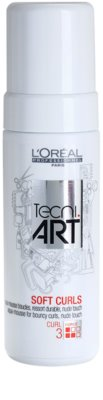 L'Oréal Professionnel Tecni Art Nude Touch пінка  для фіксації