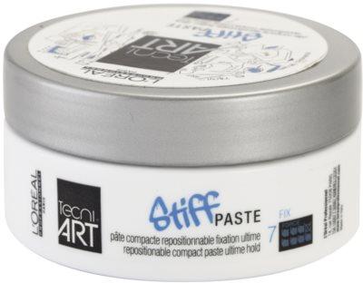 L'Oréal Professionnel Tecni Art Stiff oblikovalna pasta z mat učinkom