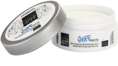 L'Oréal Professionnel Tecni Art Stiff oblikovalna pasta z mat učinkom 1