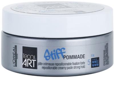 L'Oréal Professionnel Tecni Art Stiff cremige Paste starke Fixierung