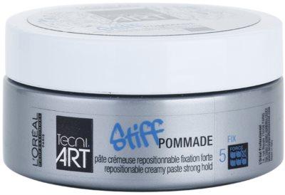 L'Oréal Professionnel Tecni Art Stiff pasta cremoasa fixare puternica