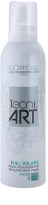 L'Oréal Professionnel Tecni Art Volume pena z močnim utrjevanjem za volumen