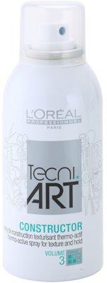 L'Oréal Professionnel Tecni Art Volume spray termoactivo para dar fijación y forma