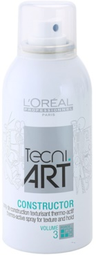 L'Oréal Professionnel Tecni Art Volume termoaktív spray a formáért és a fixálásért