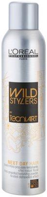 L'Oréal Professionnel Tecni Art Wild Stylers púder spray kócos hatásért