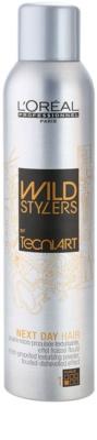 L'Oréal Professionnel Tecni Art Wild Stylers pudra sub forma de spray pentru un aspect ciufulit