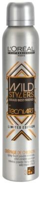 L'Oréal Professionnel Tecni Art Wild Stylers spray con fórmula mineral