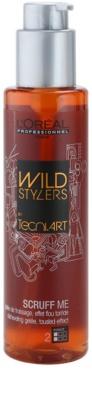 L'Oréal Professionnel Tecni Art Wild Stylers gel para un aspecto despeinado