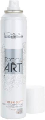 L'Oréal Professionnel Tecni Art Fresh Dust suchý šampon pro objem a tvar 1