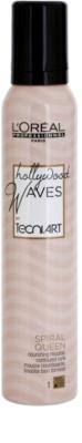 L'Oréal Professionnel Tecni Art Hollywood Waves fixáló hab a rugalmas hullámokért