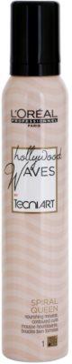 L'Oréal Professionnel Tecni Art Hollywood Waves Schaumfestiger für flexible Wellen