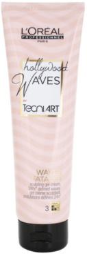 L'Oréal Professionnel Tecni Art Hollywood Waves gel krema za obliko