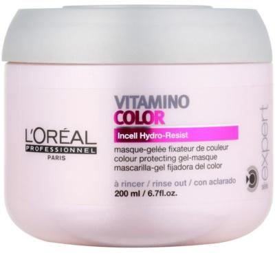 L'Oréal Professionnel Série Expert Vitamino Color mascarilla regeneradora para cabello teñido