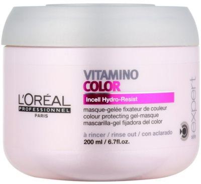 L'Oréal Professionnel Série Expert Vitamino Color Regenerierende Maske für gefärbtes Haar