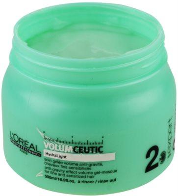 L'Oréal Professionnel Série Expert Volumceutic maska za tanke lase 1