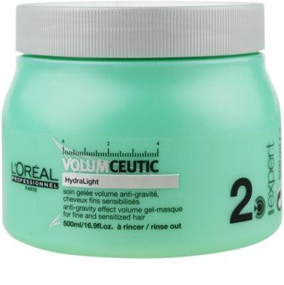 L'Oréal Professionnel Série Expert Volumceutic maska pro jemné vlasy