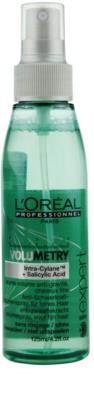 L'Oréal Professionnel Série Expert Volumetry spray para dar volume desde a raiz