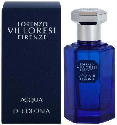 Lorenzo Villoresi Acqua di Colonia Eau de Toilette unisex