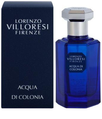 Lorenzo Villoresi Acqua di Colonia toaletní voda unisex