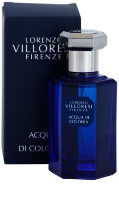 Lorenzo Villoresi Acqua di Colonia woda toaletowa unisex 1